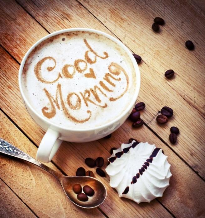ПОжелания доброго утра любимому мужчине - красивые картинки
