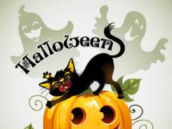 Хэллоуин - самые красивые, страшные и прикольные картинки с поздравлениями