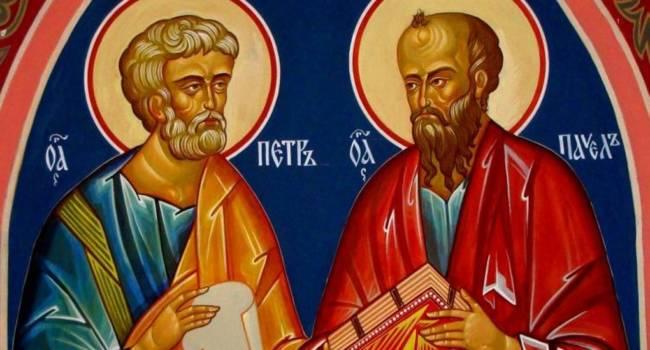 День Петра и Павла - история праздника, традиции, приметы на Петров День