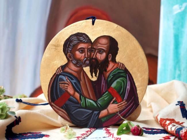 История праздникаПетра и Павла