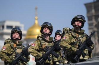 Поздравления с Днем войск Национальной Гвардии России в стихах и в прозе