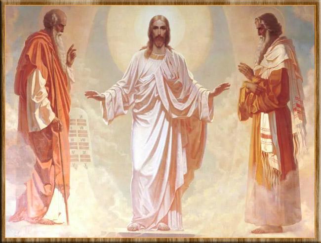 Преображение Господне - история христианского праздника